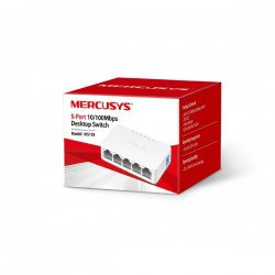 MERCUSYS Desktop Switch 5-port 10/100M MS105
